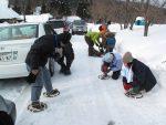 【イベント報告】冬を生きる動物たちの生態