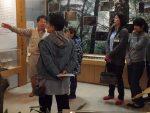 【イベント報告】カスミサンショウウオの産卵調査