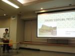 広島大学「たおやかプログラム」オンサイト研修についての報告発表会