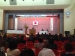 芸北小・中学校合同公開研究会が開催