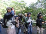 【イベント案内】龍頭山の野鳥観察会(予定)
