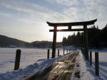 雪景色(2021.1.5)