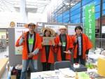 大阪自然史フェスティバルにてブース出展