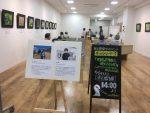 【イベント報告】渡り鳥写真展ギャラリートーク(2019.6.29)