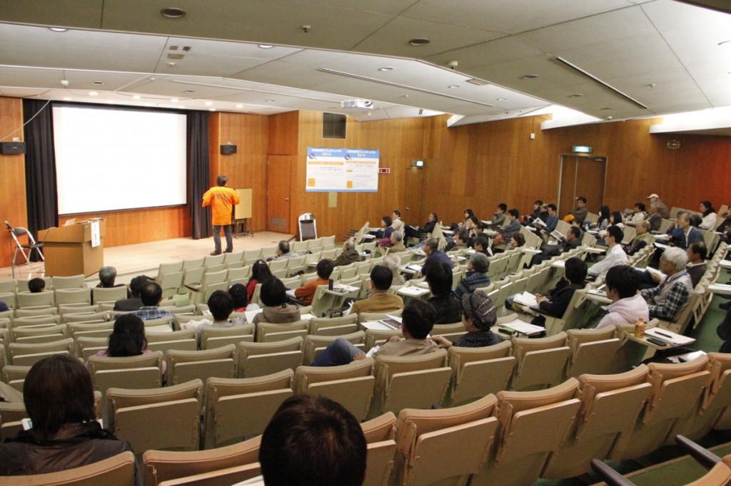 シンポジウム「2010年代の里山管理シンポジウムII 薪のある暮らしは何を変えるのか」