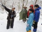 【イベント案内】雪原のトレッキング(2021.2.7.開催)【募集締め切り】